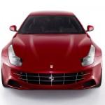 Ferrari FF - front view 600x400px