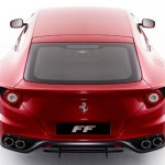 Ferrari FF - rear view 600x400px