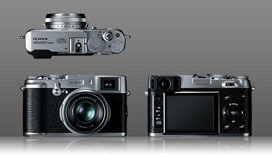Fujifilm Finepix X100 544x311px
