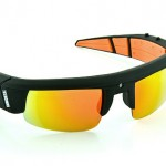 Immortal Video Sunglasses polarized flame orange 544x311px