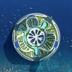 Vincent Callebaut Architectures' Lilypad Floating Ecopolis img7 600x400px