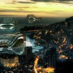 Vincent Callebaut Architectures' Lilypad Floating Ecopolis img9 600x400px