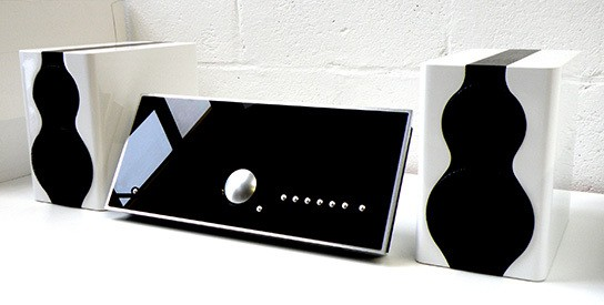 Sonneteer Morpheus Music Centre with Penaudio LS 544px