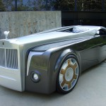 Rolls-Royce Apparition is the future luxurious hot rod