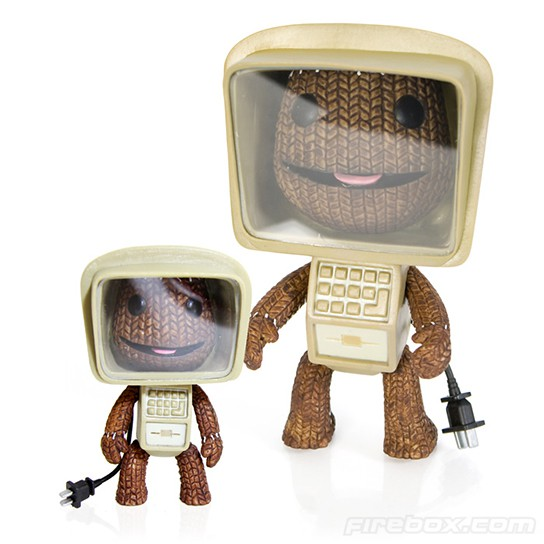 Sackboy Computer Gear action figurines 544px