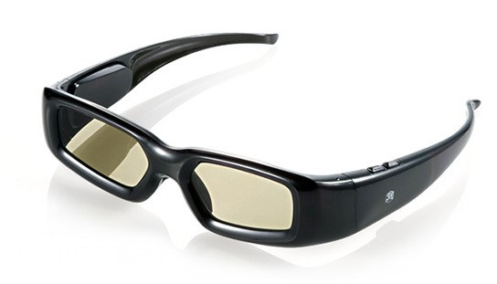 Sanwa 'Universal' 3D Glasses 544x311px