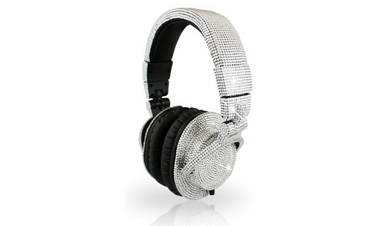 Swarovski DJ Headphones 544px