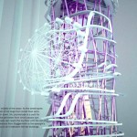Vertical Theme Park - Ferris Wheel & Sky Promenade 800px