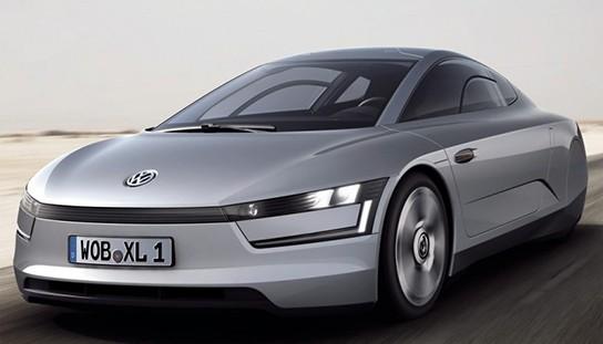 Volkswagen XL1 Prototype action shot 544x311px