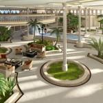 Yacht Island Design Streets of Monaco - interior impression 544px