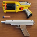 make your own NERF gun that performs better