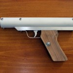 hand-built NERF pistol - side view 544px