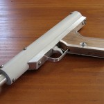 hand-built NERF pistol - view 2 544px