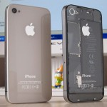 check out this awesome transparent iPhone 4 case mod