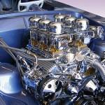 1955 Ford Beatnik Bubbletop Concept Custom - Chevy V8 engine 560x345px