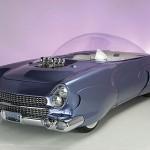 1955 Ford Bubbletop Custom to go under the hammer