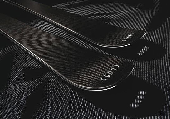Audi Carbon Ski Concept main 544x380px