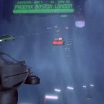 Back to the Future 2 - flying highway and directional signs 600x300px