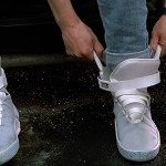 Back to the Future 2 - self-lacing Nike boots 600x300px