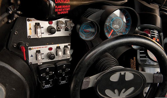 1995 Batman Forever Promotional Batmobile Up For Grab
