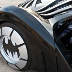 Batman Forever promotional Batmobile - wheel cover 560x328px