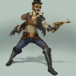 Bjorn Hurri Steampunk Star Wars - Han Solo 566x800px