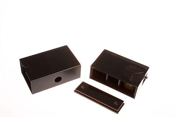 "CIA Spy Gadgets - Kodak ""Matchbox"" Camera 600x400px"