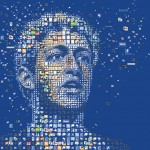 Charis Tsevis Illustration - Mark Zuckerberg 800x680px