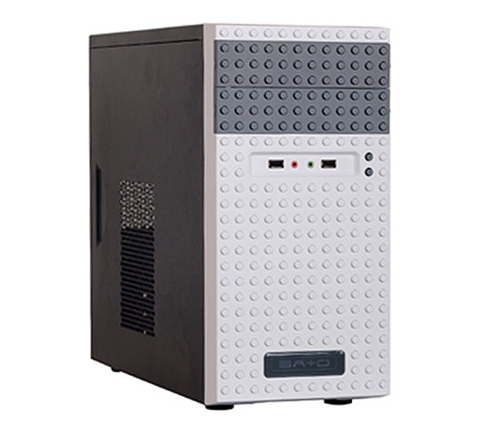 Coobeeo Hello-Q ATX PC Case main 544x468px