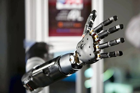 DARPA Prosthetic Arm main 544px