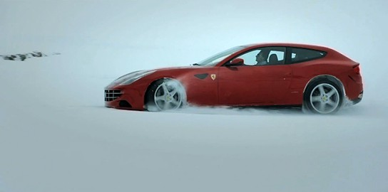 Ferrari FF official video 544p