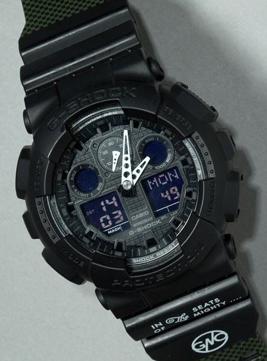 G-SHOCK Garbstore GA100 Watch main 544px
