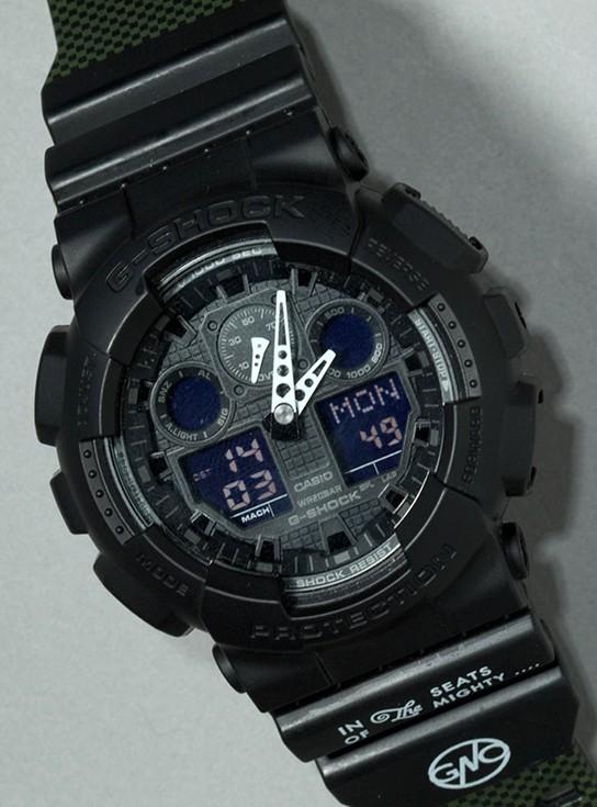 G-SHOCK Garbstore GA100 Watch main 544px