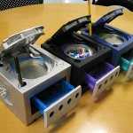 GameCube gets gutted out and lives on as a desktop organizer