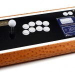 HOON's fashion arcade stick for fashion-chic gamers