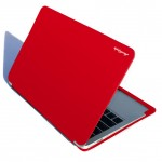 Hardcandy's CANDY convertible case for MacBook Air