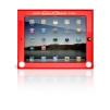 Headcase Etch-A-Sketch Case for iPad - front view 800x800px