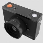 concept Holga. D camera sticks close to the traditions