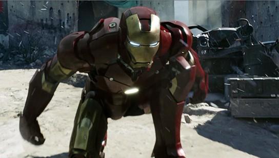 Iron Man - exoskeleton suit mark III 544x309px