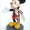 Jason Freeny Cutaway 7-inch Anatomical Mickey Mouse (Modified Vinyl Action Figure) 556x800px