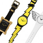 coming soon: Jeremy Scott Swatch watch collection