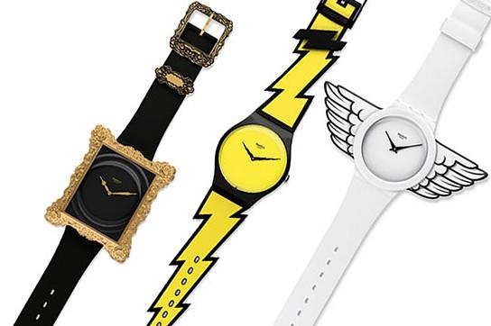 Jeremy Scott Swatch Watch Collection main 544x362px