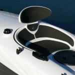 Jetbuster Jetrider XL - close-up KAYASHOX-Pilot seat 600x450px