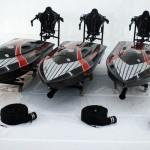 Jetlev Flyer - vessels, jetlev jetpacks and hoses 600x400px