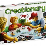 Creationary definition: when LEGO meets Pictionary