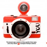 love lomo? love the new Fisheye No.2 from Lomography