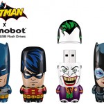 new MIMOCO DC Comics characters USB Flash Drives