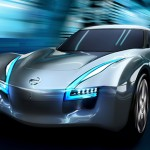 Nissan unveils sub 5-second sports electric vehicle