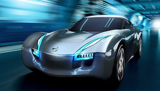 Nissan ESFLOW Sports EV main2 544x311px