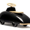PLAYSAM SAAB Roadster - black/nature model 544x311px